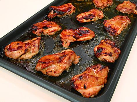 鶏肉 の 照り 焼き
